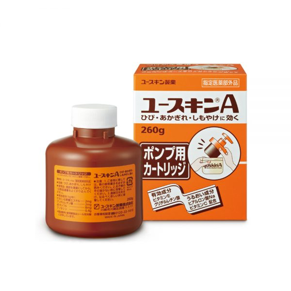 6 S悠斯晶A 乳霜260g補充瓶